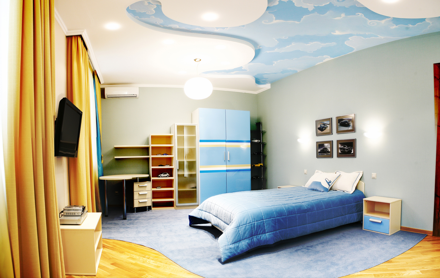 Totally Kids Totally Bedrooms: 5 Totally Smart Kids' Rooms Organization Tips